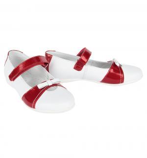 Туфли , цвет: белый Shagovita