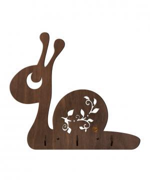 Вешалка Любопытная улиточка Стенаграмма