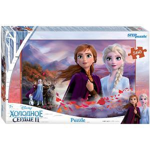 Пазл Disney Холодное сердце-2, 560 элементов Степ