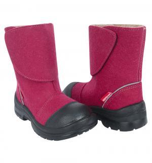 Валенки , цвет: розовый Nordman