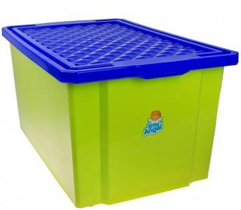 Ящик для хранения на колесиках Start 57 л Little Angel