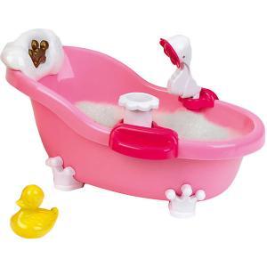 Ванна для куклы Klein Принцесса Корали