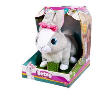 Интерактивная игрушка  Кролик Betsy IMC toys