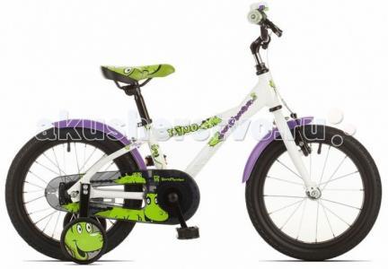 Велосипед двухколесный  Dino 16 Rock Machine
