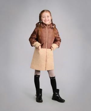 Пальто Интер Мода