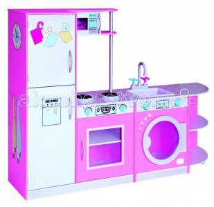 Lanaland Детская игровая Кухня FC1110-1112 Zhejiang Taixing Childs Toys Co