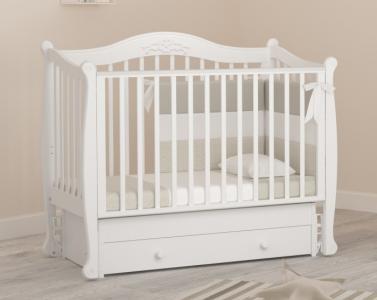 Детская кроватка  Моника универсальный маятник Гандылян