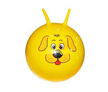 Мяч-попрыгун с ручкой Собака 45 см Palmon