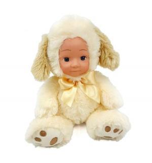 Кукла мягконабивная  Мой щенок 23 см Fluffy Family