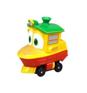 Игрушка Robot Trains Паровозик Утенок Silverlit