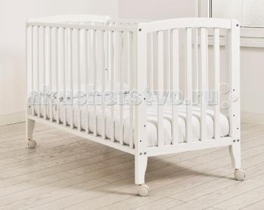 Детская кроватка  Бьянка колесо Angela Bella