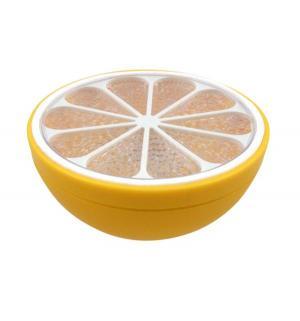Светильник-ночник  3LED Цитрус, водонепроницаемый, цвет: оранжевый Старт