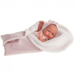 Кукла Жасмин в розовом 26 см Munecas Antonio Juan