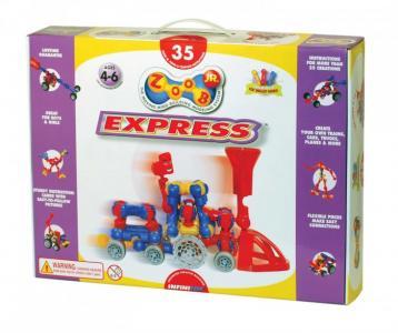 Конструктор  JR Express (35 деталей) Zoob