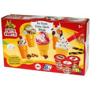 Мороженое - Набор массы для лепки Tutti Frutti