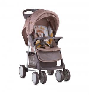 Прогулочная коляска  Foxy, цвет: бежевый/желтый Lorelli