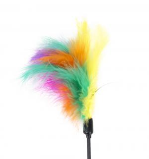 Игрушка для кошек  Дразнилка с перьями, , 51см I.P.T.S.