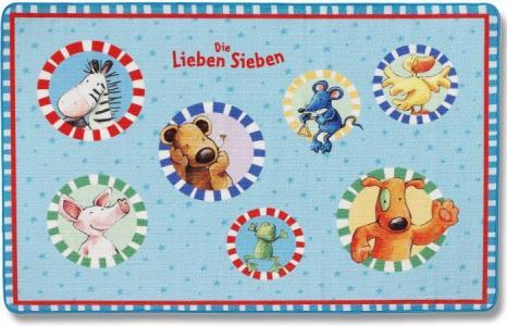 Ковёр Die Lieben Sieben 202-0116 Boing Carpet