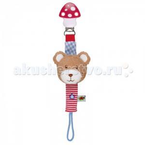 Держатель для пустышки Мишка Baby Gluck Spiegelburg