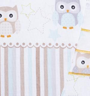 Комплект постельного белья  Софушки, цвет: бежевый Сонный гномик
