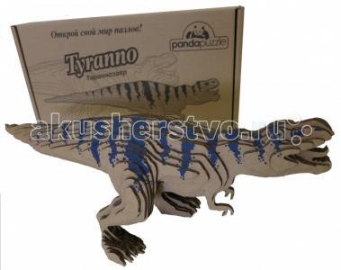 Тираннозавр большой 52 детали Panda Puzzle