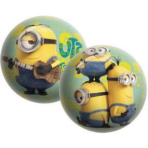 Мяч  Миньоны , 15 см Unice