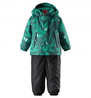 Комплект куртка/брюки  Tec Kuusi, цвет: зеленый Reima