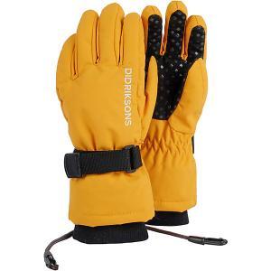 Перчатки Didriksons Biggles Five DIDRIKSONS1913. Цвет: желтый