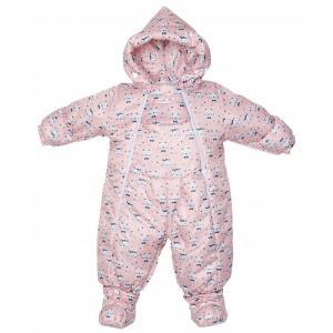 Kids Комбинезон зимний-трансформер Pink Kitty Forest