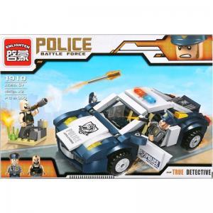Конструктор  Полицейская машина Enlighten Brick