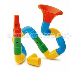 Музыкальный инструмент  Набор Саксофлейта (16 элементов) Quercetti