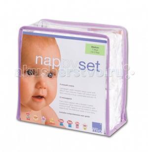 Комплект Nappy set Bambino Mio
