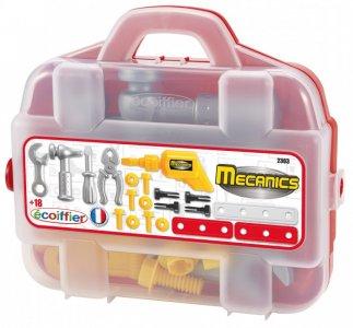 Набор инструментов в чемоданчике Ecoiffier