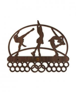 Медальница Фигуристки Стенаграмма