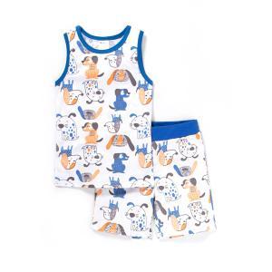 Пижама майка/шорты  Sleepy child Котмаркот