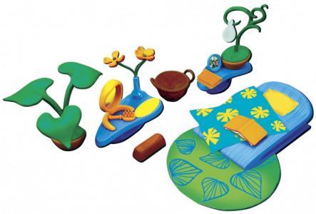 Набор аксессуаров для спальной комнаты Monchhichi