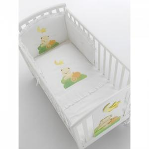 Комплект в кроватку  Babi (4 предмета) MIBB