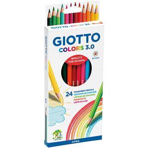 Цветные карандаши Giotto Colors 3.0, 24 шт