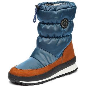 Сапоги Alaska Originale. Цвет: синий