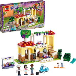 Конструктор  Friends 41379: Ресторан Хартлейк Сити LEGO