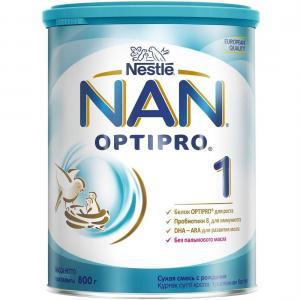 Молочная смесь  Optipro 1 0-6 месяцев, 800 г Nan