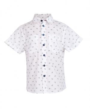 Рубашка , цвет: белый Button Blue