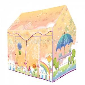 Детский игровой домик Чудесный сад Yongjia