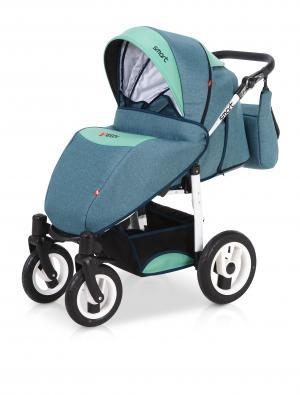 Прогулочная коляска  Smart Sport, цвет: color 15 Verdi