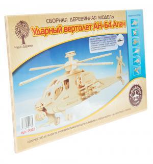 Деревянный конструктор  Апачи Wooden Toys