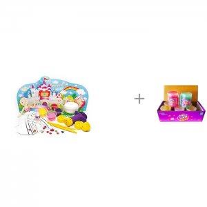 Глина Princess Play и Bubble gum Надувная мяшка 140 г Angel Clay