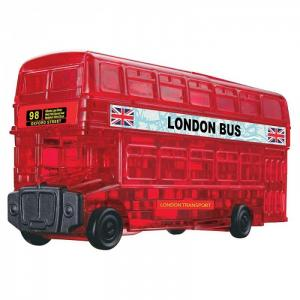 Головоломка Лондонский автобус Crystal Puzzle