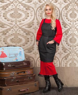 Платье и фартук Marrushka