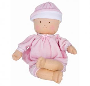 Мягконабивная кукла Cherub baby 6202-1 32 см Bonikka