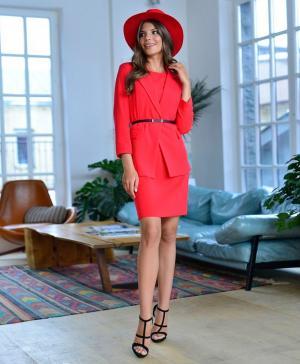 Платье и жакет Bezko